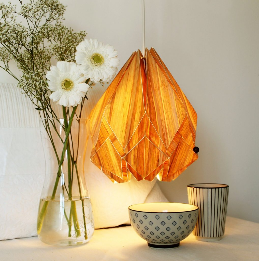 EcoWood Light On by TEDZUKURI