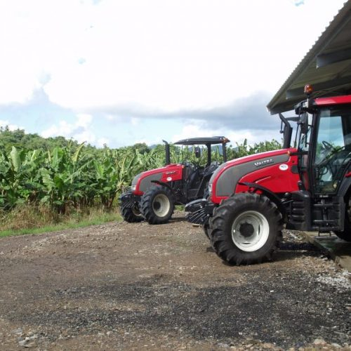 Red Tractors